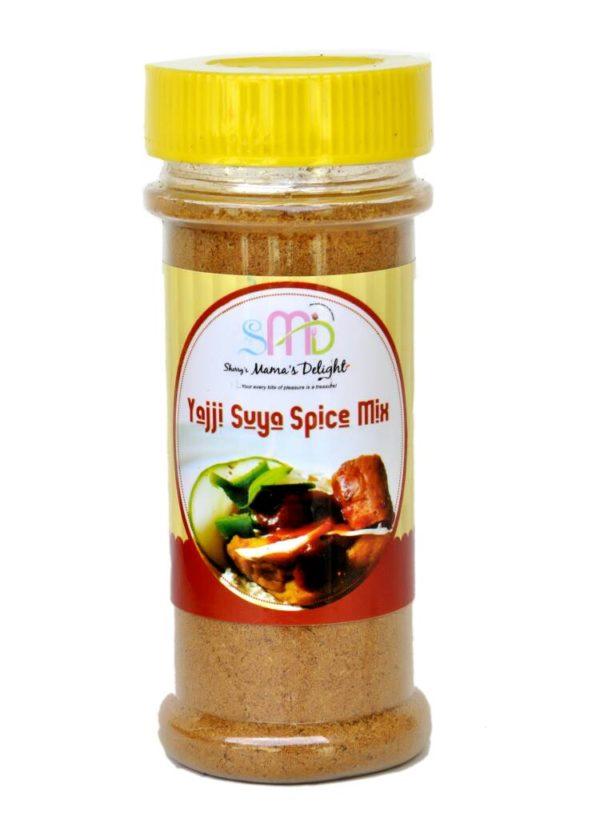 Yajji Suya Spice Mix
