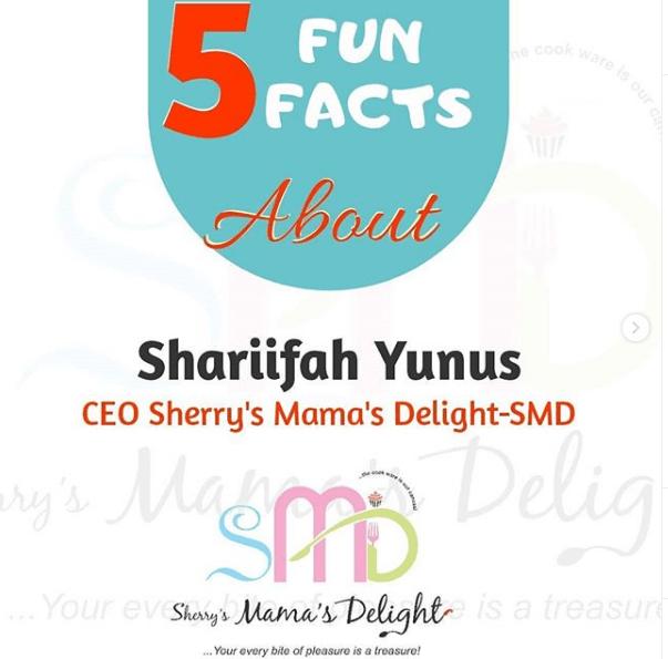 five fun facts